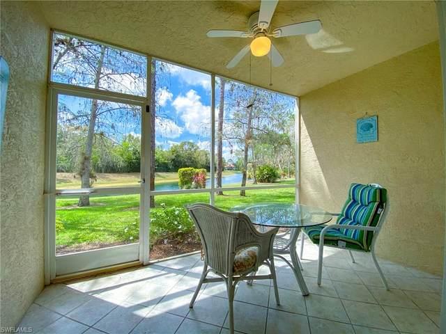 257 Robin Hood Cir 8-103, Naples, FL 34104 (MLS #220023835) :: #1 Real Estate Services