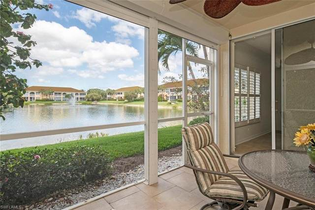23821 Marbella Bay Rd #101, Estero, FL 34135 (#220023851) :: The Dellatorè Real Estate Group