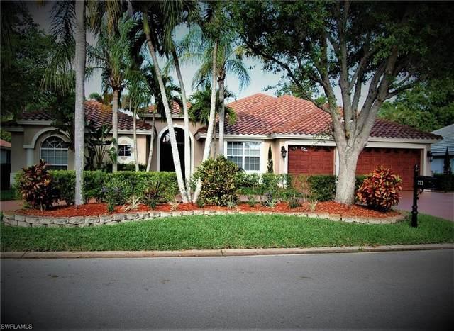 223 Silverado Dr, Naples, FL 34119 (#220023857) :: Equity Realty