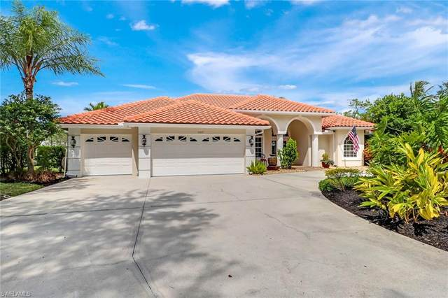 11477 Tanager Ct, Naples, FL 34119 (#220023881) :: The Dellatorè Real Estate Group