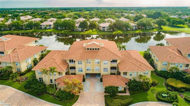 1875 Les Chateaux Blvd 7-101, Naples, FL 34109 (MLS #220024062) :: Clausen Properties, Inc.