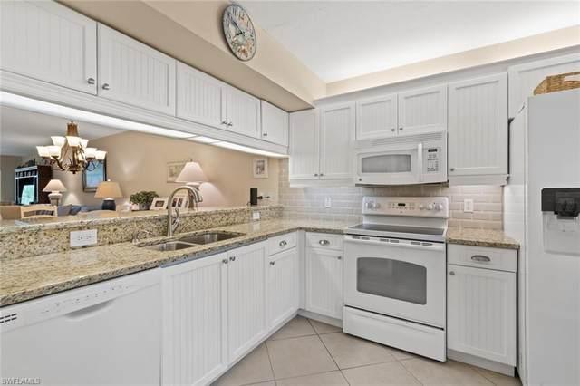 2300 Hidden Lake Dr #1, Naples, FL 34112 (#220024204) :: Caine Premier Properties