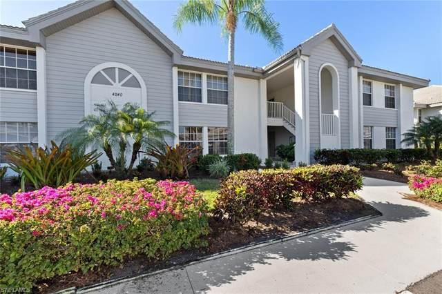 4240 Lake Forest Dr #413, Bonita Springs, FL 34134 (MLS #220024248) :: RE/MAX Radiance