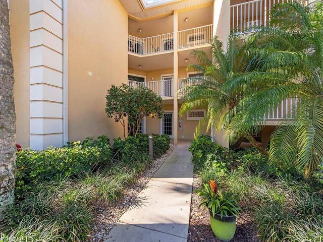 782 Eagle Creek Dr #101, Naples, FL 34113 (#220024255) :: Caine Premier Properties