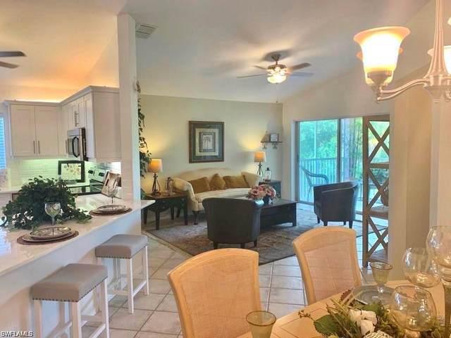 3755 Fieldstone Blvd #105, Naples, FL 34109 (MLS #220024271) :: Clausen Properties, Inc.