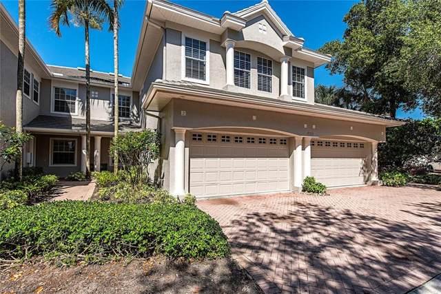 3099 Lancaster Dr 7-702, Naples, FL 34105 (MLS #220024422) :: #1 Real Estate Services