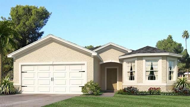 10562 Crossback Ln, Lehigh Acres, FL 33936 (MLS #220024488) :: The Keller Group