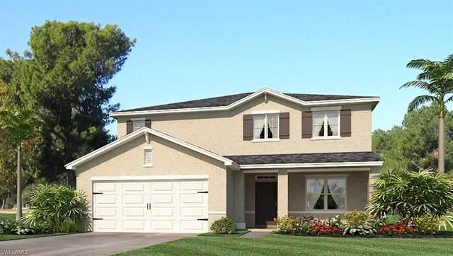 10352 Silver Pond Ln, Lehigh Acres, FL 33936 (MLS #220024489) :: The Keller Group