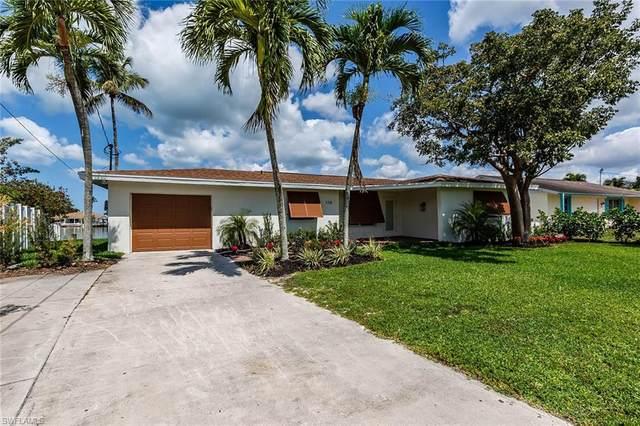 138 Capri Blvd, Naples, FL 34113 (MLS #220024501) :: Team Swanbeck