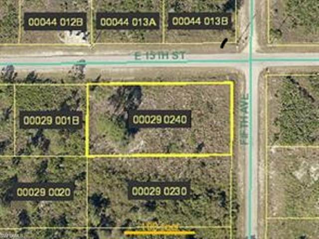 1423 5th Ave, Lehigh Acres, FL 33972 (MLS #220024582) :: Palm Paradise Real Estate