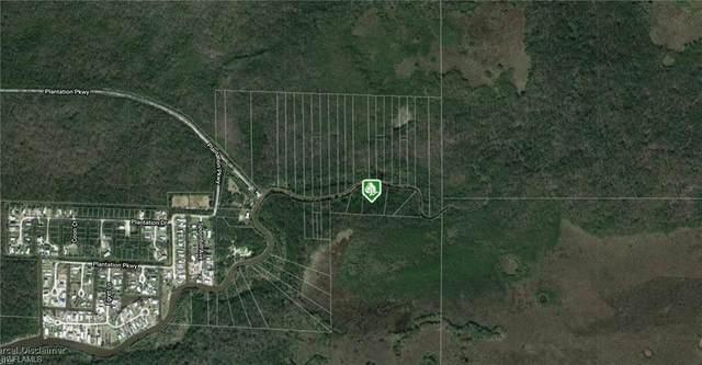 Plantation Pky, Everglades City, FL 34139 (#220024589) :: The Dellatorè Real Estate Group
