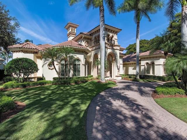 9739 Niblick Ln, Naples, FL 34108 (MLS #220024668) :: Palm Paradise Real Estate