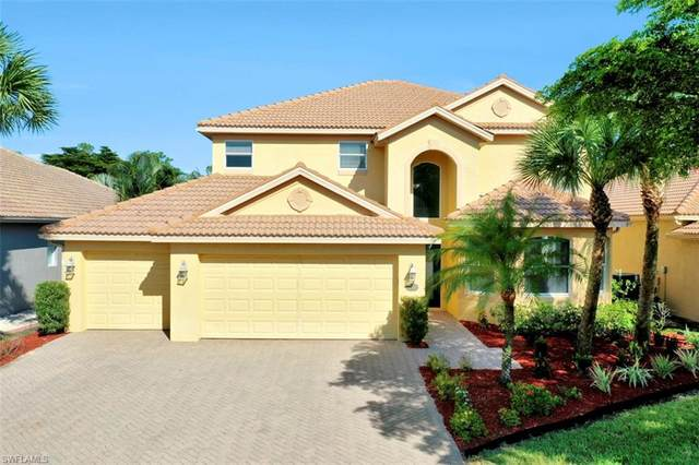 13854 Farnese Dr, Estero, FL 33928 (#220024684) :: The Dellatorè Real Estate Group