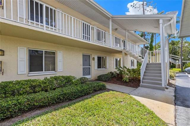 3505 County Barn Rd #103, Naples, FL 34112 (#220024797) :: Equity Realty