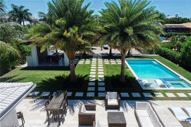 1370 Curlew Ave, Naples, FL 34102 (#220024877) :: Caine Premier Properties