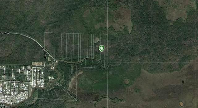 Plantation Pky, Everglades City, FL 34139 (#220025035) :: The Dellatorè Real Estate Group