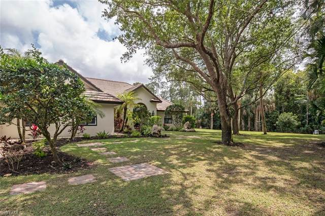 436 Corbel Dr, Naples, FL 34110 (#220025038) :: Equity Realty