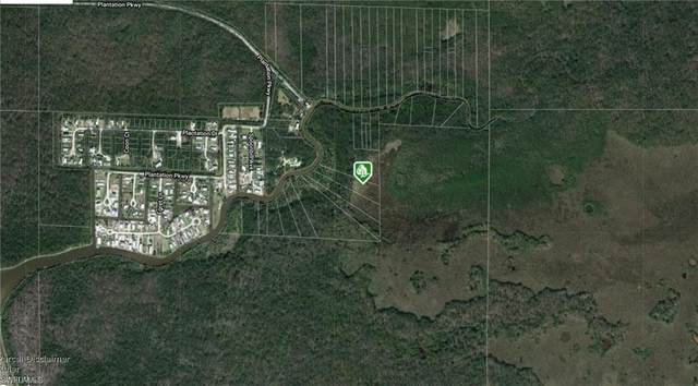 Plantation Pky, Everglades City, FL 34139 (#220025044) :: The Dellatorè Real Estate Group