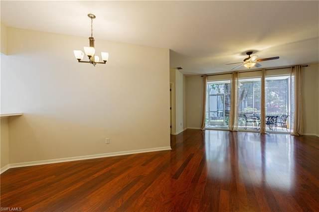 3780 Fieldstone Blvd 3-102, Naples, FL 34109 (MLS #220025052) :: #1 Real Estate Services