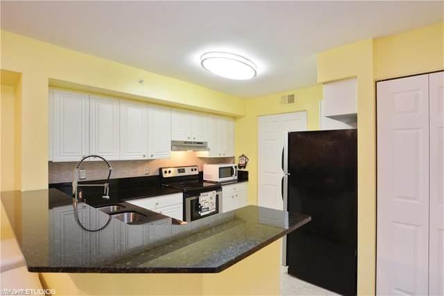 8215 Ibis Club Dr #109, Naples, FL 34104 (MLS #220025057) :: Clausen Properties, Inc.
