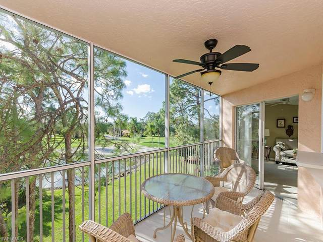 441 Quail Forest Blvd #302, Naples, FL 34105 (MLS #220025252) :: #1 Real Estate Services