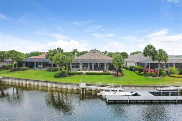 8821 Spinner Cove Ln, Naples, FL 34120 (MLS #220025421) :: #1 Real Estate Services