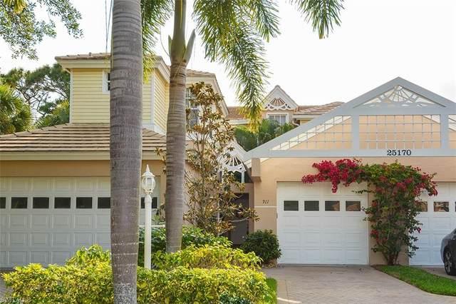 25170 Goldcrest Dr #911, Bonita Springs, FL 34134 (#220025435) :: Equity Realty