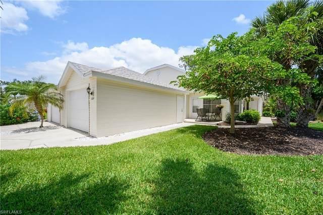 109 Bristol Ln C-5, Naples, FL 34112 (MLS #220025504) :: #1 Real Estate Services