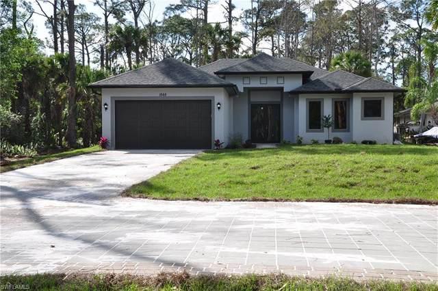 448 16th St Ne, Naples, FL 34120 (MLS #220025559) :: Kris Asquith's Diamond Coastal Group