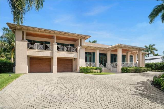 773 18th Ave S, Naples, FL 34102 (MLS #220025736) :: #1 Real Estate Services