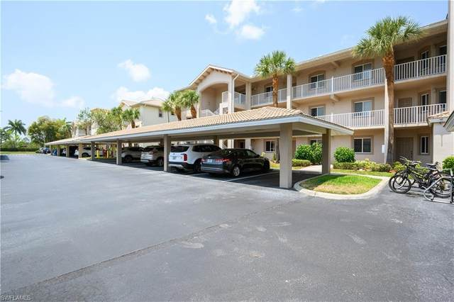 7835 Regal Heron Cir #201, Naples, FL 34104 (MLS #220025749) :: Team Swanbeck