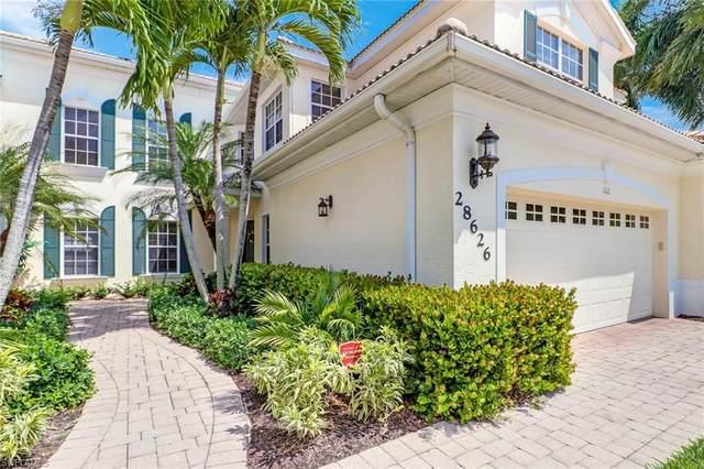 28626 San Lucas Ln #102, Bonita Springs, FL 34135 (MLS #220025984) :: Team Swanbeck