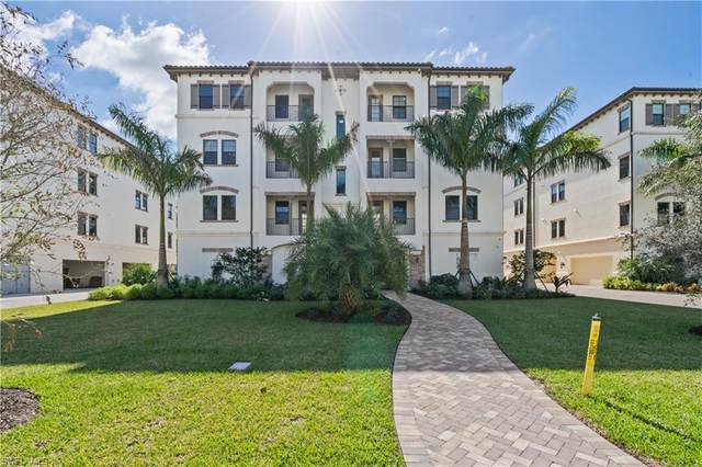 16374 Viansa Way 5-101, Naples, FL 34110 (#220025991) :: The Dellatorè Real Estate Group