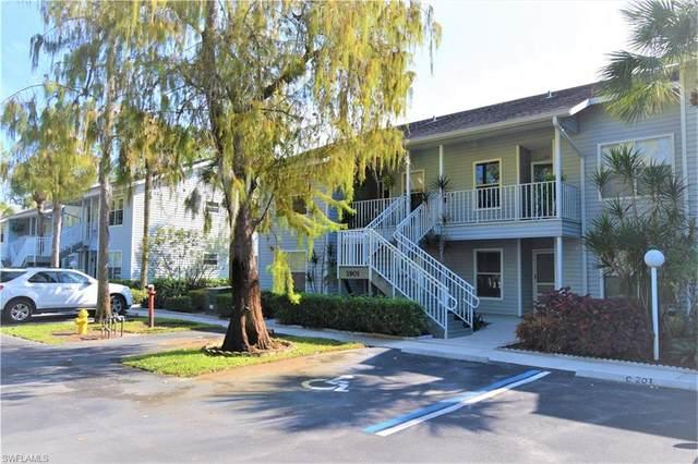 1901 Courtyard Way C-104, Naples, FL 34112 (MLS #220026056) :: #1 Real Estate Services