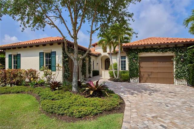 1315 Noble Heron Way, Naples, FL 34105 (#220026328) :: Equity Realty