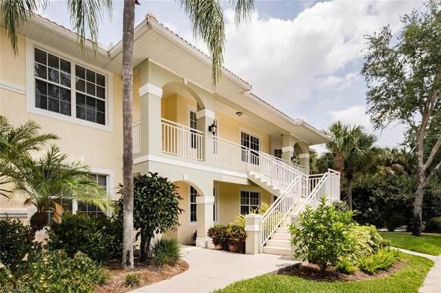 2345 Carrington Ct 6-103, Naples, FL 34109 (MLS #220026367) :: #1 Real Estate Services