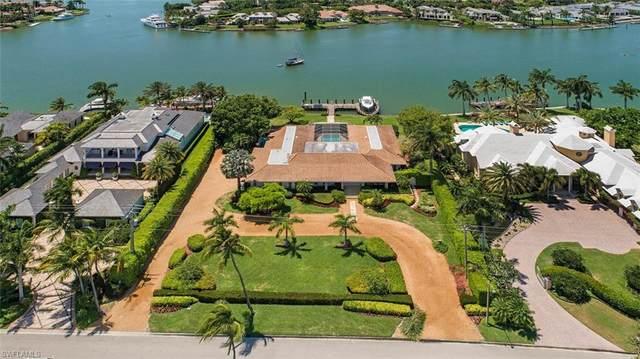 3880 Rum Row, Naples, FL 34102 (MLS #220026608) :: Dalton Wade Real Estate Group