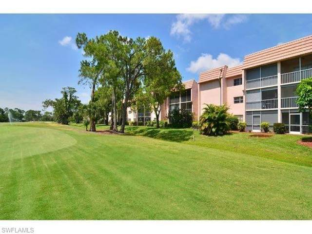 180 Turtle Lake Ct #105, Naples, FL 34105 (#220026668) :: The Dellatorè Real Estate Group
