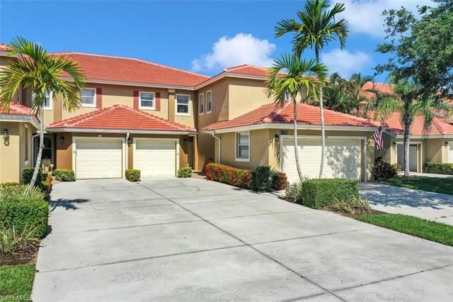 6755 Huntington Lakes Cir #202, Naples, FL 34119 (MLS #220026706) :: Team Swanbeck