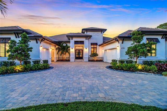 179 Mahogany Dr, Naples, FL 34108 (MLS #220026777) :: #1 Real Estate Services
