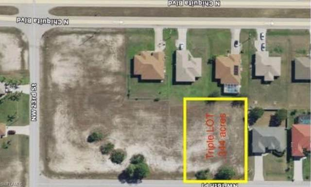 2143 NW 16th Pl, Cape Coral, FL 33993 (MLS #220026923) :: Clausen Properties, Inc.
