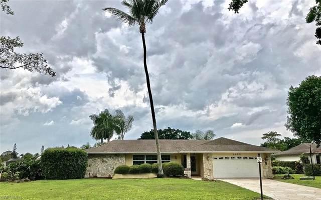 4400 Lakewood Blvd, Naples, FL 34112 (MLS #220026974) :: #1 Real Estate Services