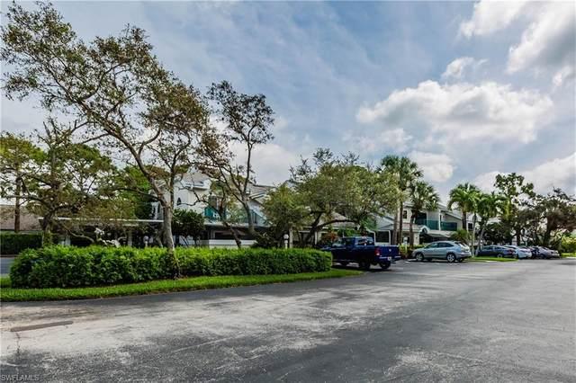 79 Emerald Woods Dr J7, Naples, FL 34108 (MLS #220026991) :: #1 Real Estate Services