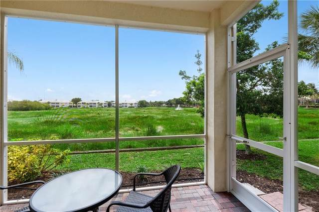 1410 Sweetwater Cv #104, Naples, FL 34110 (MLS #220027263) :: #1 Real Estate Services