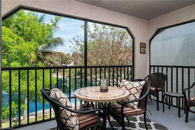 2154 Arbour Walk Cir #2526, Naples, FL 34109 (MLS #220027363) :: #1 Real Estate Services