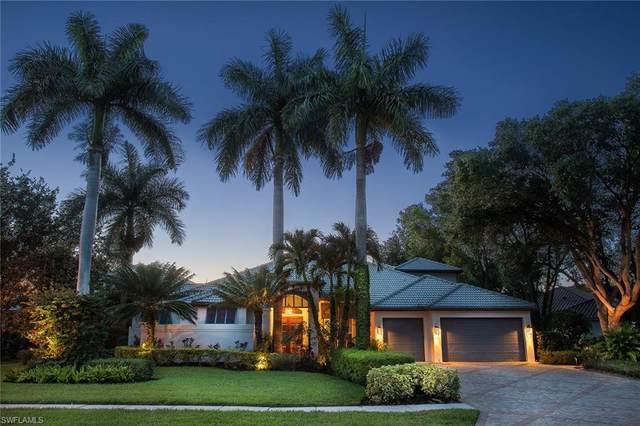 2081 Mission Dr, Naples, FL 34109 (MLS #220027696) :: #1 Real Estate Services