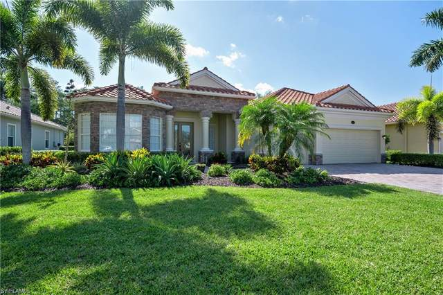10057 Lions Bay Ct, Naples, FL 34120 (MLS #220027727) :: #1 Real Estate Services