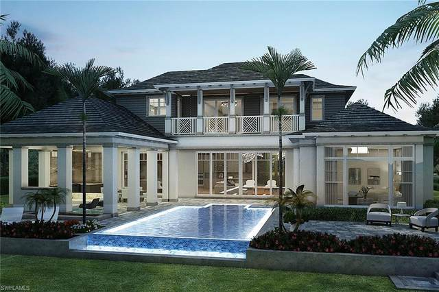 3530 Fort Charles Dr, Naples, FL 34102 (#220027797) :: The Dellatorè Real Estate Group