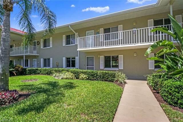 4564 Andover Way 105D, Naples, FL 34112 (MLS #220027827) :: Team Swanbeck