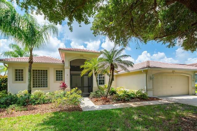 857 Grand Rapids Blvd, Naples, FL 34120 (#220027857) :: The Dellatorè Real Estate Group